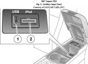 Jaguar Xf Ipod Cable 2007 Jaguar Xk8 Can T Use My Satellite Radio Ack