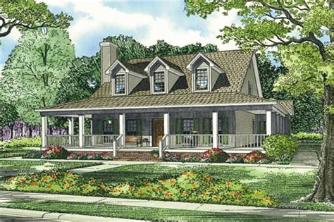 southern house plans southernplan 153 1454 4 bedrm 3 car garage