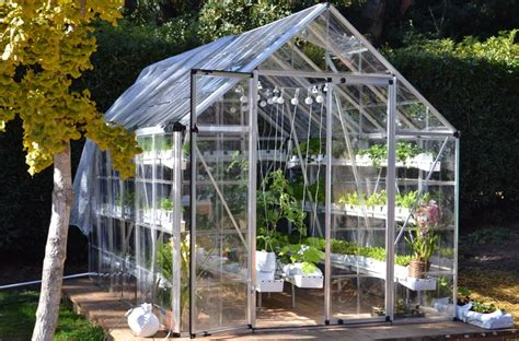 benefit of greenhouse for hydroponic learning and