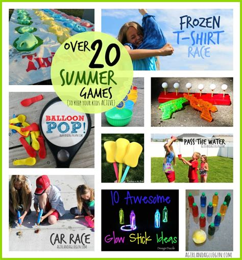 what is a fun game to play at christmas with family outdoor to play in summer keep those active a and a glue gun