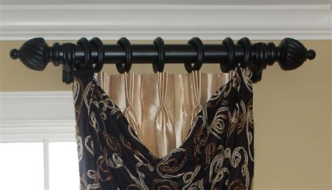 curtain glamorous designer curtain rods designer drapery traverse curtain rods curtain ideas
