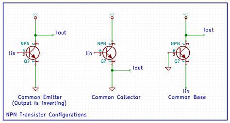 transistor configuration 41j 187 archive typical npn transistor