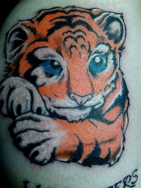Small Tiger Tattoo Picture At Checkoutmyink Com Small Tiger Tattoos For