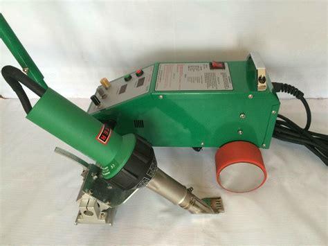 Best Product Gun 1600 Watt C Mart Tools Cc0181 1600 flex joint machine air 1600w import heat gun tarpaulin seaming machine flex seaming machine