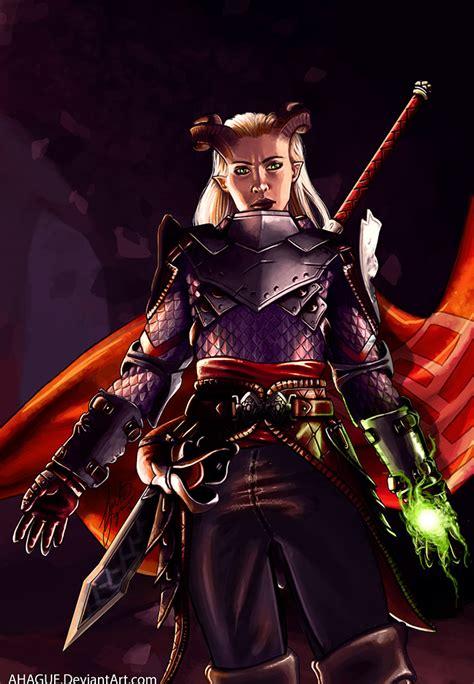 qunari tattoo dragon age inquisition dragon age inquisition eva the qunari warrior by ahague