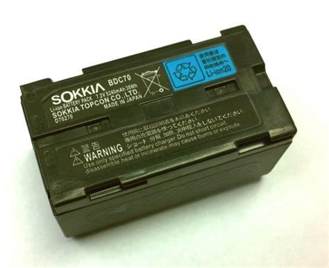 Jual Stik Survey Jalon 5m battery sokkia bdc 70 global survey bandung jual alat