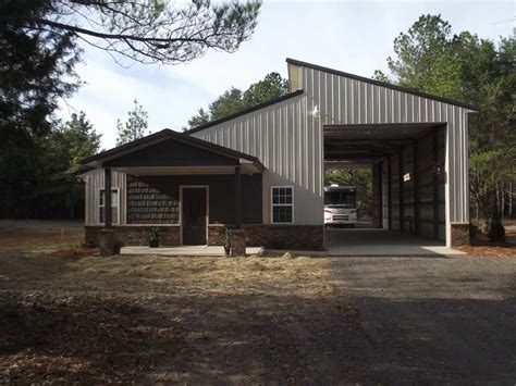 Building A Workshop Garage Metal Garage Buildings Apartment Residential Workshop