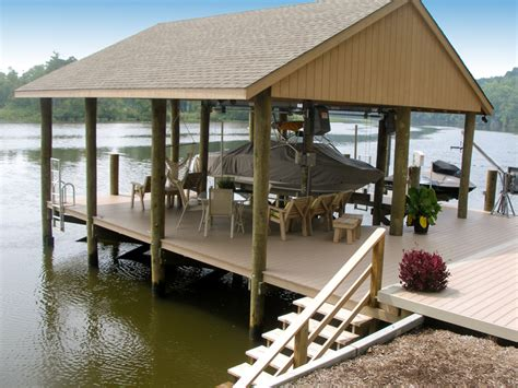 water s edge construction marine structure contractor - Boats Unlimited James City