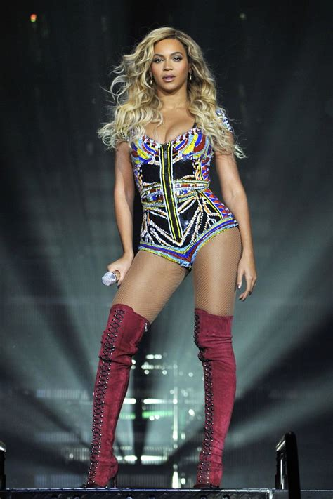 Beyonce Knowles Wardrobe by The Evolution Of Beyonce S Tour Wardrobe Wardrobes