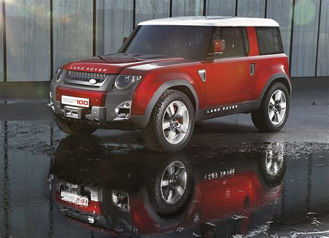 land rover concept new land rover defender concept could be introduced next