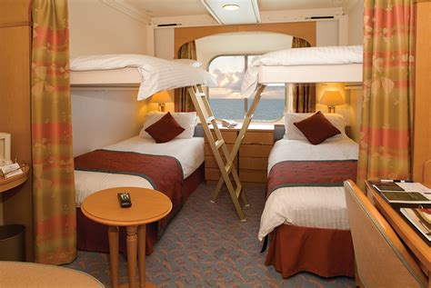 Pullman Cabin by Six Mistakes To Avoid When Booking Your Cruise Ship Cabin