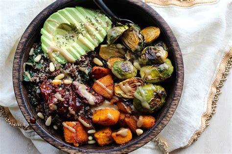 healthy vegan fall recipes  dinner