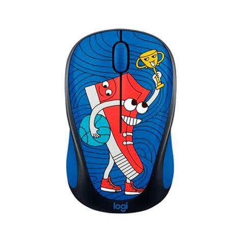 Mouse Logitec M238 mouse optico logitech m238 wireless sneakerhead