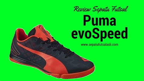Sepatu Futsal Evospeed 01 review sepatu futsal evospeed 3 4 103238 01