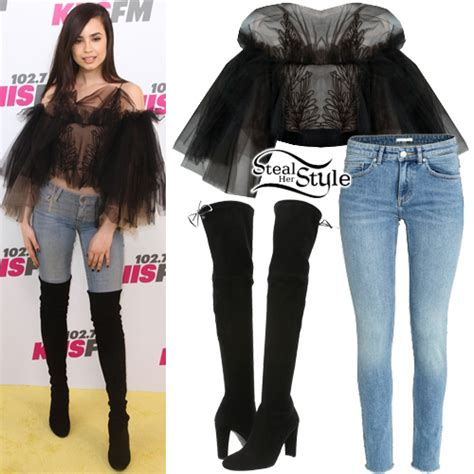sofia carson clothes amp steal her style
