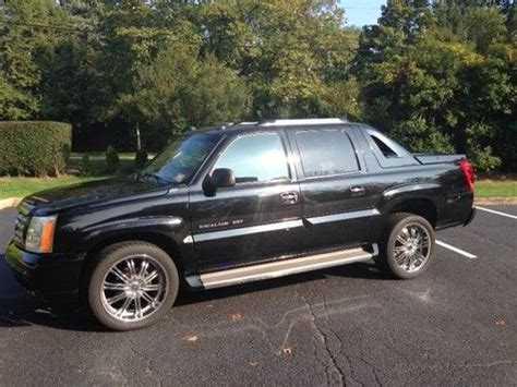 repair anti lock braking 2004 cadillac escalade ext transmission control purchase used 2004 cadillac escalade ext in hoboken new