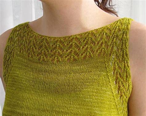 summer knitting ideas 113 best knit summer tops images on knitting