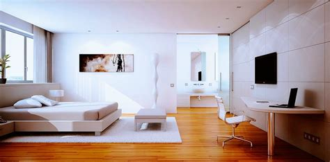 white wood floor bedroom white bedroom with wooden floor interior design ideas