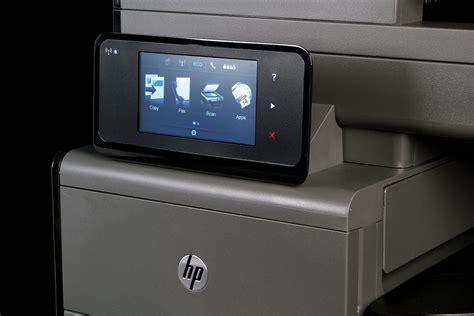 Printer Hp Officejet Pro X576dw hp officejet pro x576dw mfp review digital trends
