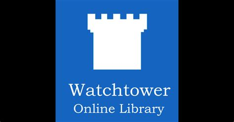 watchtower library app app jw watchtower on the app store