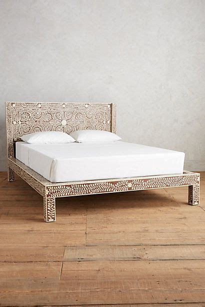 anthropologie beds bone inlay bed beds bone jewelry and anthropologie