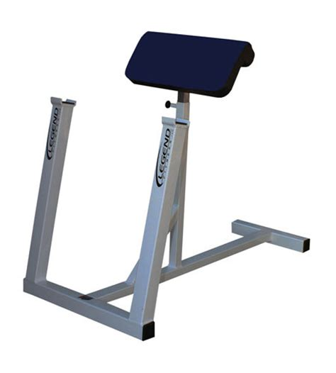legend adjustable bench adjustable standing preacher curl bench legend fitness