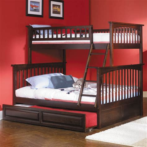 modern kids beds columbia twin over full bunk bed modern kids beds by