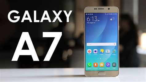 Harga Samsung Note A7 samsung galaxy a7 2016 leaked specifications