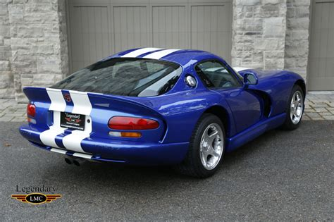1996 dodge viper gts for sale 1996 dodge viper gts