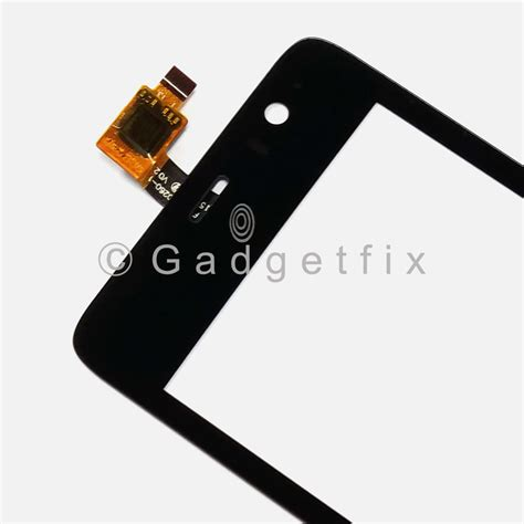 Hp Zte Sonata 2 usa touch screen digitizer outer glass replacement parts for zte sonata 2 z755 371705445587