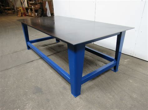 heavy duty workshop benches impressive 48x96x33 heavy duty steel welding layout