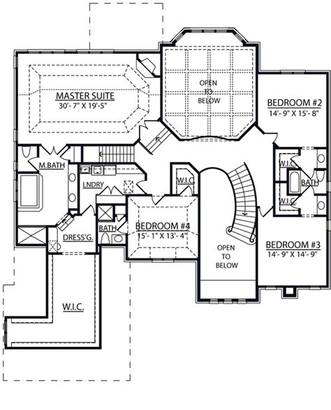 Floor Plans With Stairs by Images Of 2 Story House Plans With Curved Stairs