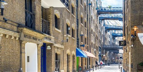 bermondsey named londons  place
