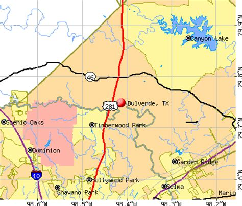map of bulverde texas opinions on bulverde texas