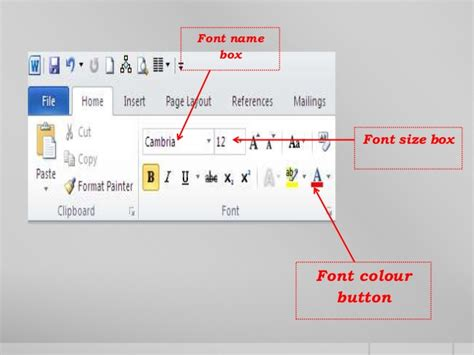layout in word processing formatting word processing document
