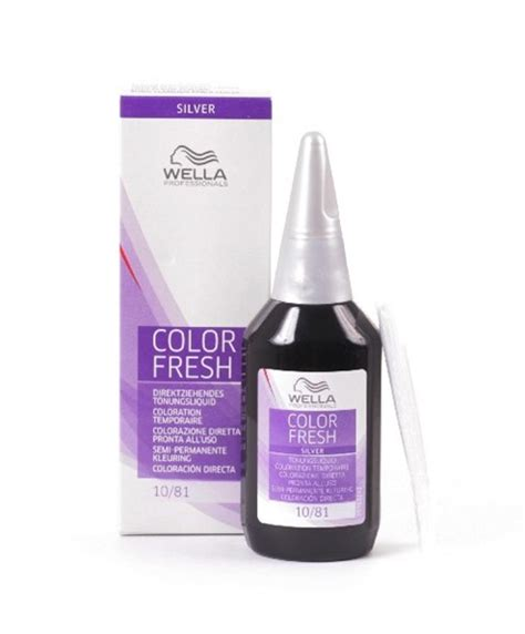 Hair Color Fresh by Wella Color Fresh Color Fresh Semi Permanent Colour