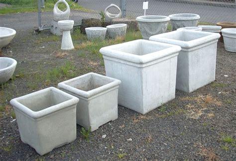 planters glamorous large concrete planters for sale