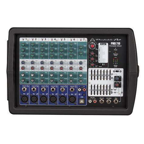 Mixer Wharfedale wharfedale pro pmx 710 mixers