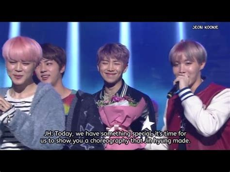 A Place Eng Sub Eng Sub Bts 1st Place Win Encore Kbs Bank 170224