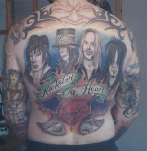 motley crue tattoos the 39 best worst metal tattoos in history page 2 of 3