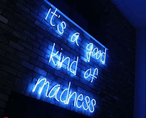 blue quotes best 25 blue neon lights ideas on neon quotes