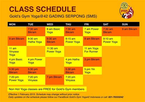 golds gym fan class schedule golds gym class schedule