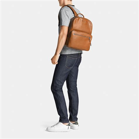 Coach Sling Backpack 2 coach hudson backpack in sport calf leather in brown for