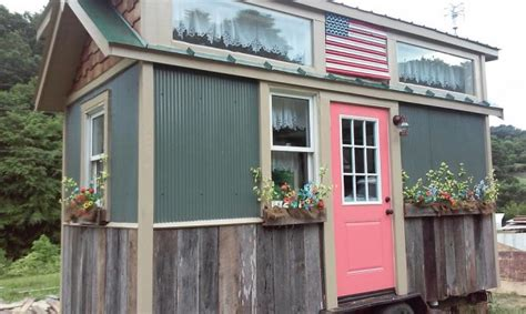 Small Homes For Sale The Grid Tiny House Talk 20k American Freedom Grid Tiny