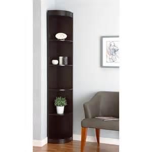 corner wall bookcase corner bookcases wayfair