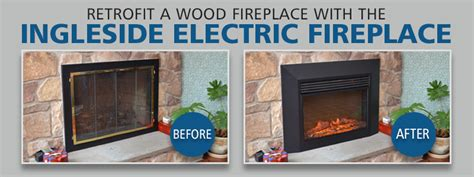 Installing Electric Fireplace Insert Into Existing Fireplace by Touchstone Home Products Introduces An Electric Fireplace