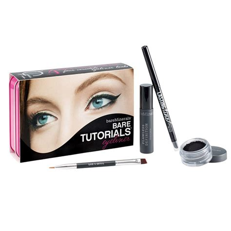 eyeliner tutorial kit the 7 coolest how to makeup kits with built in
