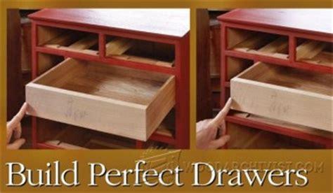 making wooden drawer  woodarchivist
