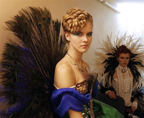 Outrageous Hairstyles by 8 Outrageous Hairstyles All For Charity Bit Rebels