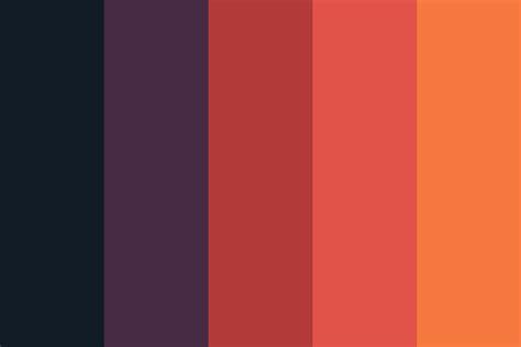 suns colors encore of the sun color palette
